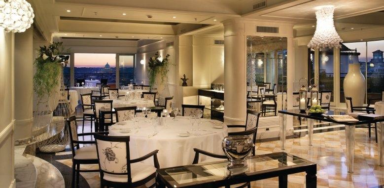 Hotel Bernini Bristol, L'olimpo restaurant