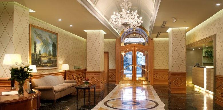 Hotel Bernini, Lobby