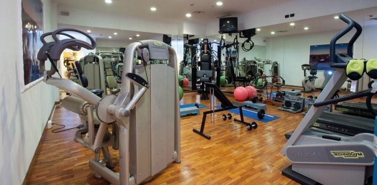 Sina Bernini Bristol, Gym