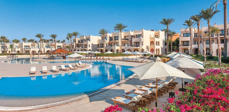 Cleopatra Luxury Resort, family pool