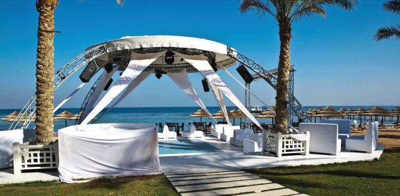 Rixos Sharm El Sheikh, covered pool