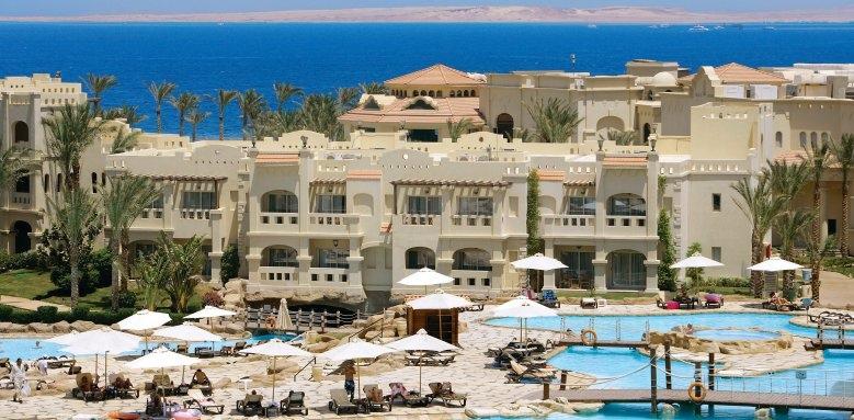 Rixos Sharm El Sheikh, exterior