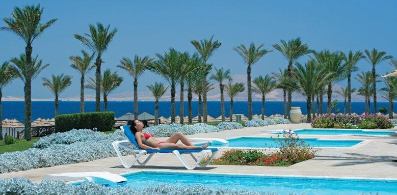 Rixos Sharm El Sheikh, junior suite pool