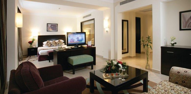 Rixos Sharm El Sheikh, junior suite