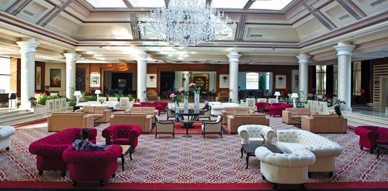Rixos Sharm El Sheikh, lobby