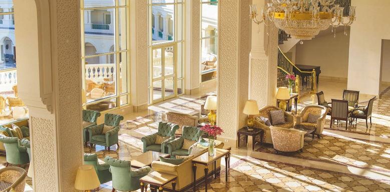 baron palace, lobby