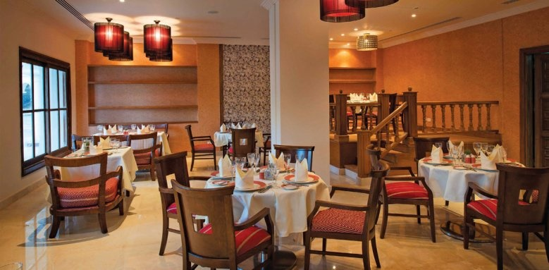 baron palace, mikado restaurant