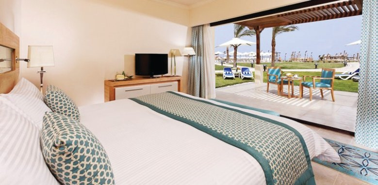 Movenpick Resort Soma Bay, deluxe double room
