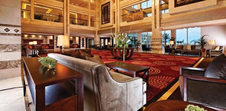 Movenpick Resort Soma Bay, lobby