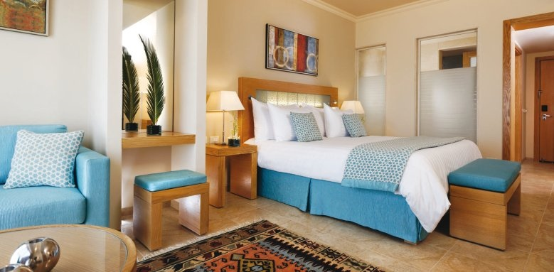 Movenpick Resort Soma Bay, standard double room