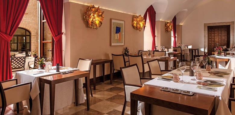 Castell Son Claret, Zaranda restaurant