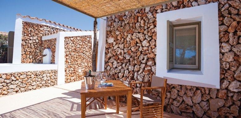 Torralbenc Menorca, garden cottage exterior