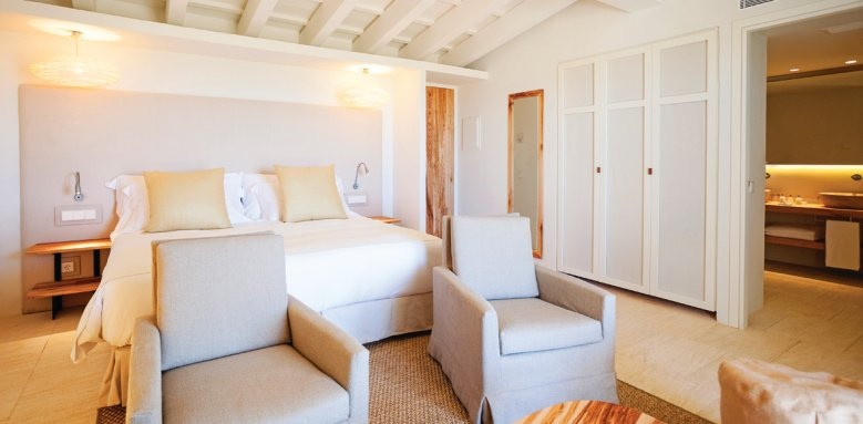 Torralbenc Menorca, superior double room
