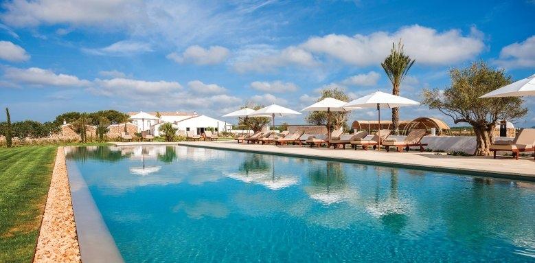 Torralbenc Menorca, pool