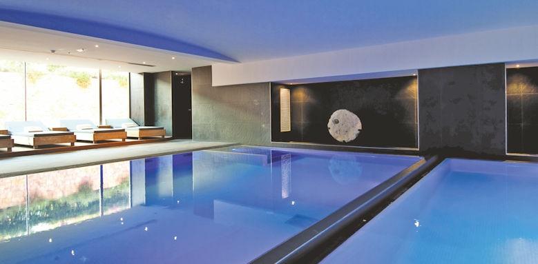 Aguas de Ibiza, indoor pool