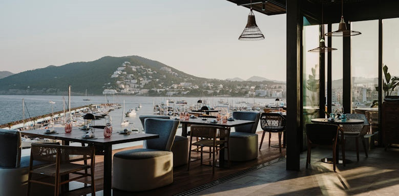 Aguas de Ibiza, Maymanta restaurant