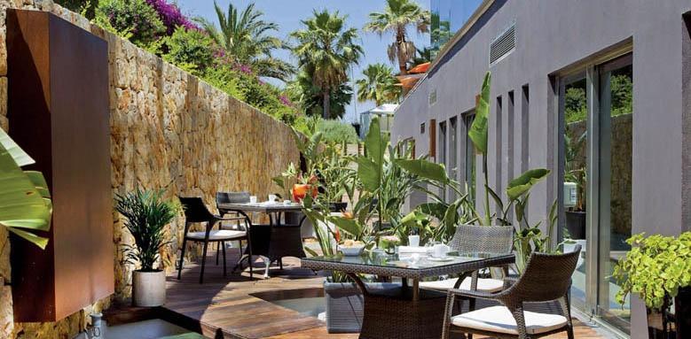 Aguas De Ibiza Lifestyle & Spa, restaurant terrace