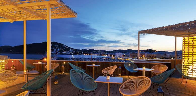 Aguas De Ibiza Lifestyle & Spa, terrace