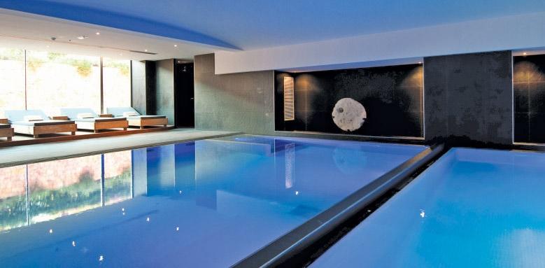 Aguas De Ibiza Lifestyle & Spa, indoor pool