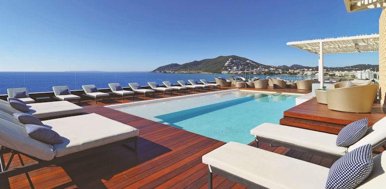Aguas de Ibiza, pool views