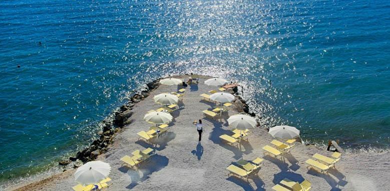Split, beach