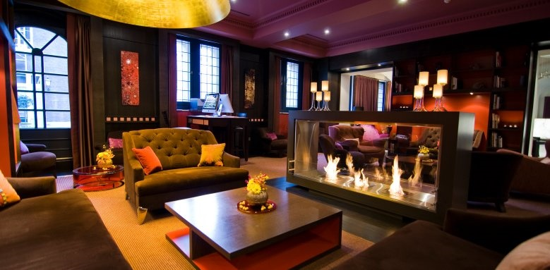 Sofitel Legend The Grand Amsterdam, library d'Or