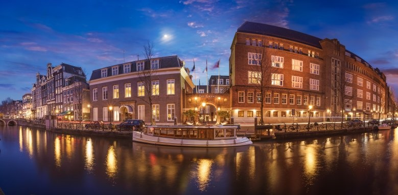 Sofitel Legend The Grand Amsterdam. exterior shot by Kaan Sensoy