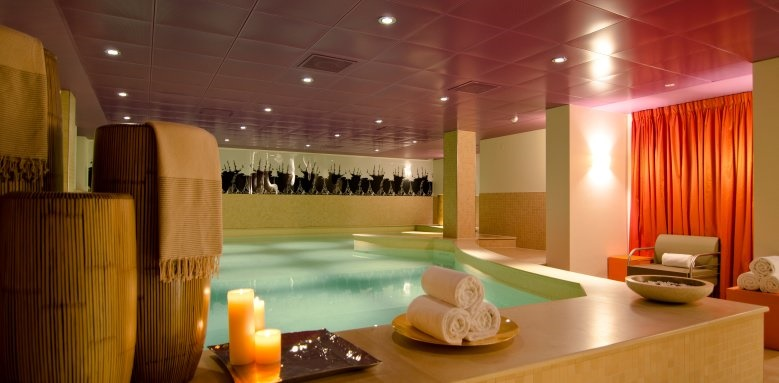Sofitel Legend The Grand Amsterdam, spa indoor pool