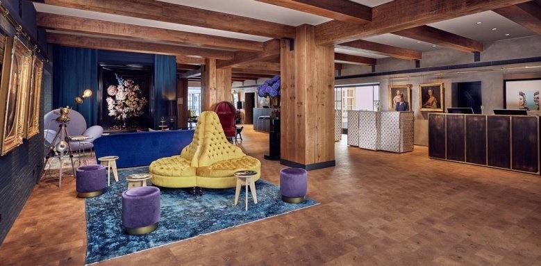 Hotel Pulitzer, lobby