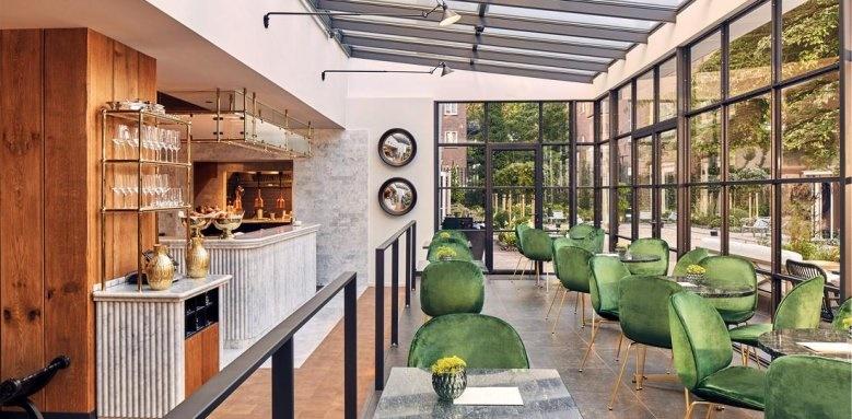 Hotel Pulitzer, restaurant