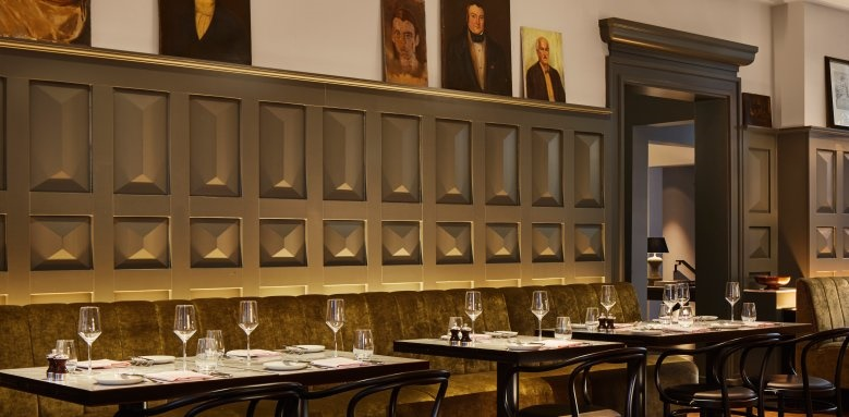Hotel Pulitzer, jansz restaurant