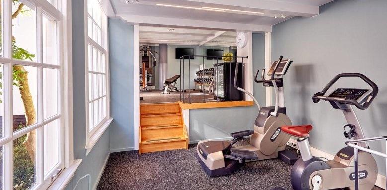 Hotel Pulitzer, gym