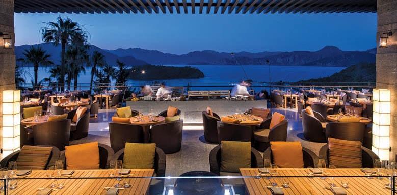 D-Hotel Maris, Zuma Restaurant
