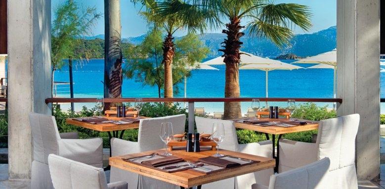 D-Hotel Maris, grill restaurant