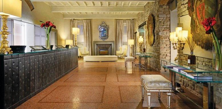Hotel Brunelleschi, lobby