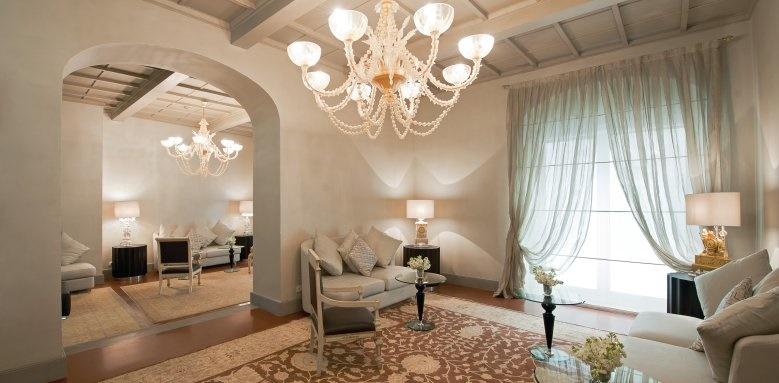 Hotel Brunelleschi, lobby2