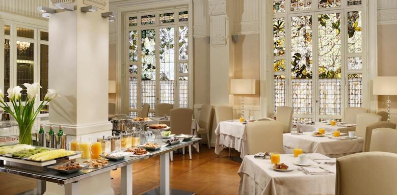 Brunelleschi Hotel, liberty hall