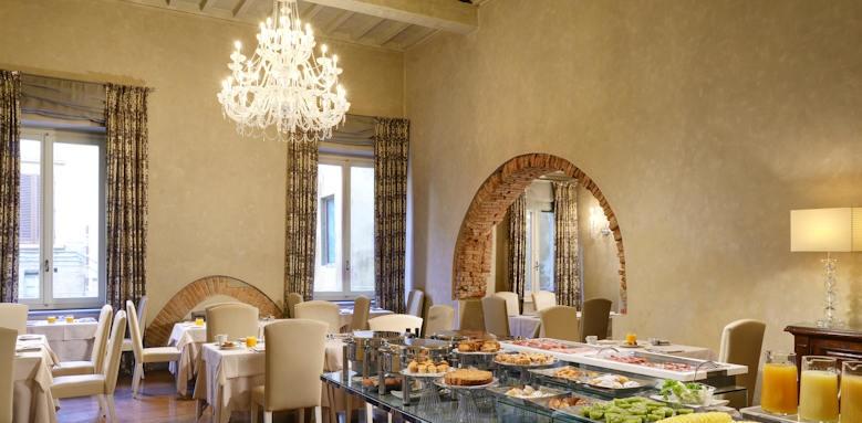 Brunelleschi Hotel, stemma hall