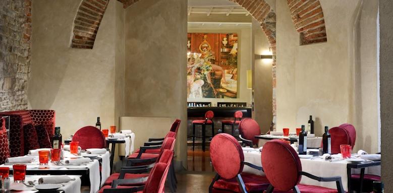 Brunelleschi Hotel, tower bar