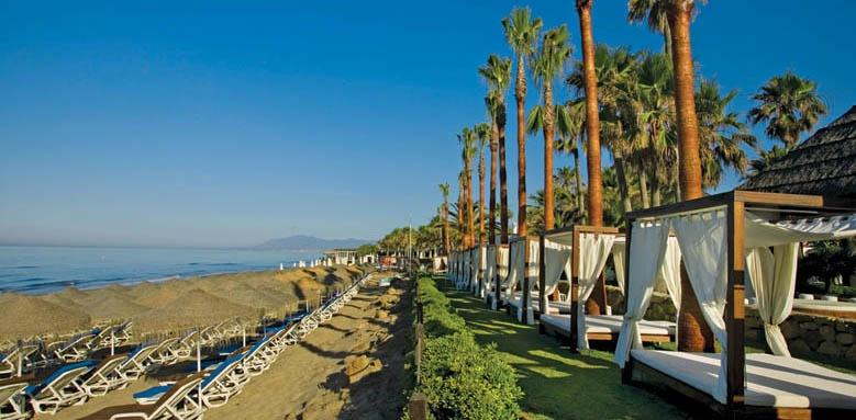 Don Carlos Leisure Resort, beach