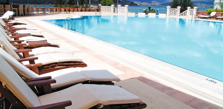 Ece Saray Marina & Resort, pool exterior
