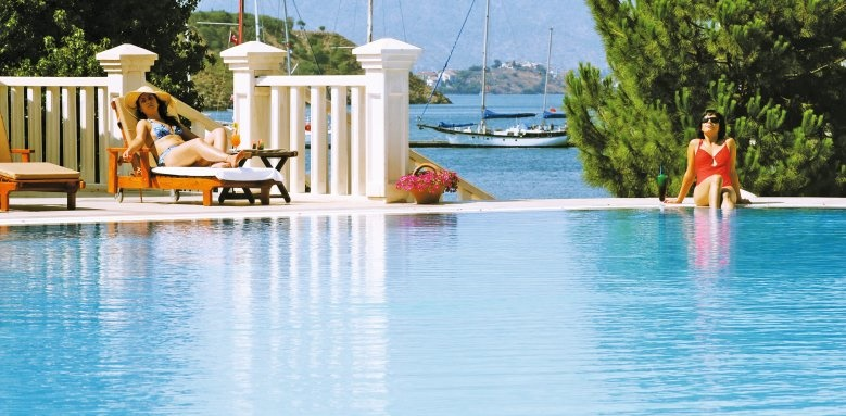 Ece Saray Marina & Resort, pool