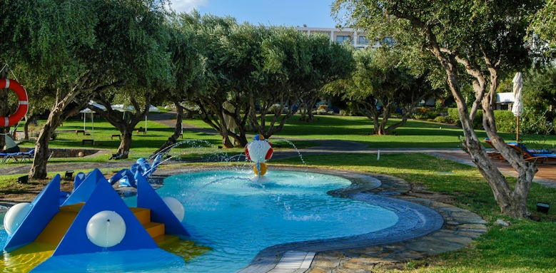 Elounda Bay Palace, children's pool area
