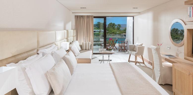 Elounda Bay Palace, deluxe bungalow sea view