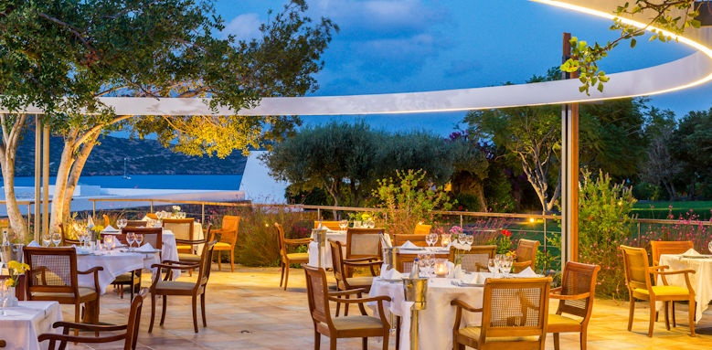 Elounda Bay Palace, Aretoussa Restaurant