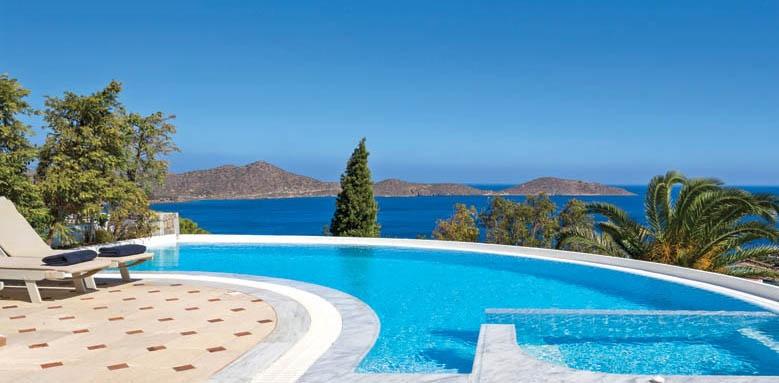 Elounda Gulf Villas & Suites, Mediterranean pool villa pool