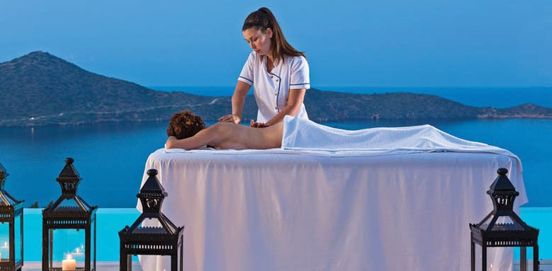 Elounda Gulf Villas & Suites, massage