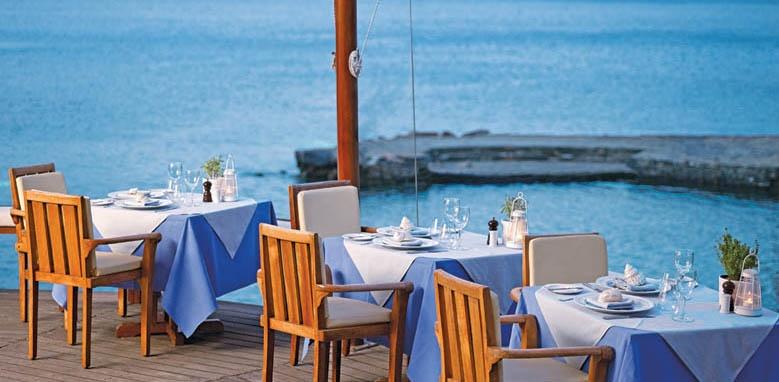 Elounda Mare, Yacht Club