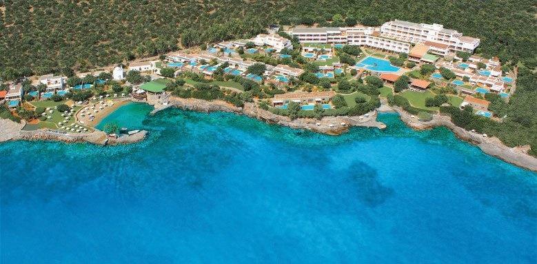 Elounda Mare Hotel, overview