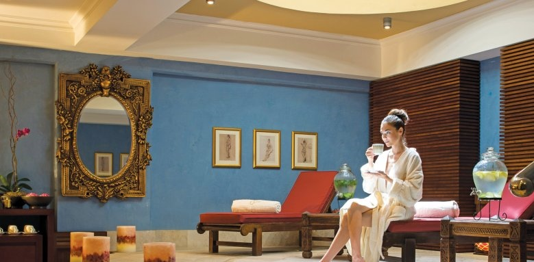 Elysium, relaxation spa room